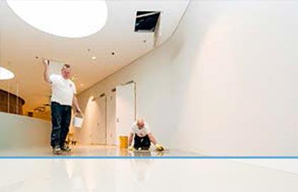 Commercial Floor Repairs