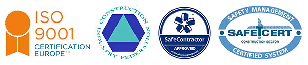 ISO9001 CIF SafeContractor SafeT Credits